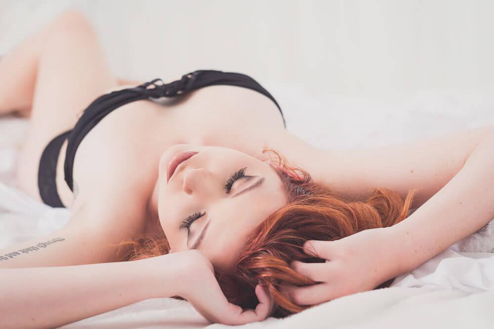 Toronto boudoir photographer Sexy photography
