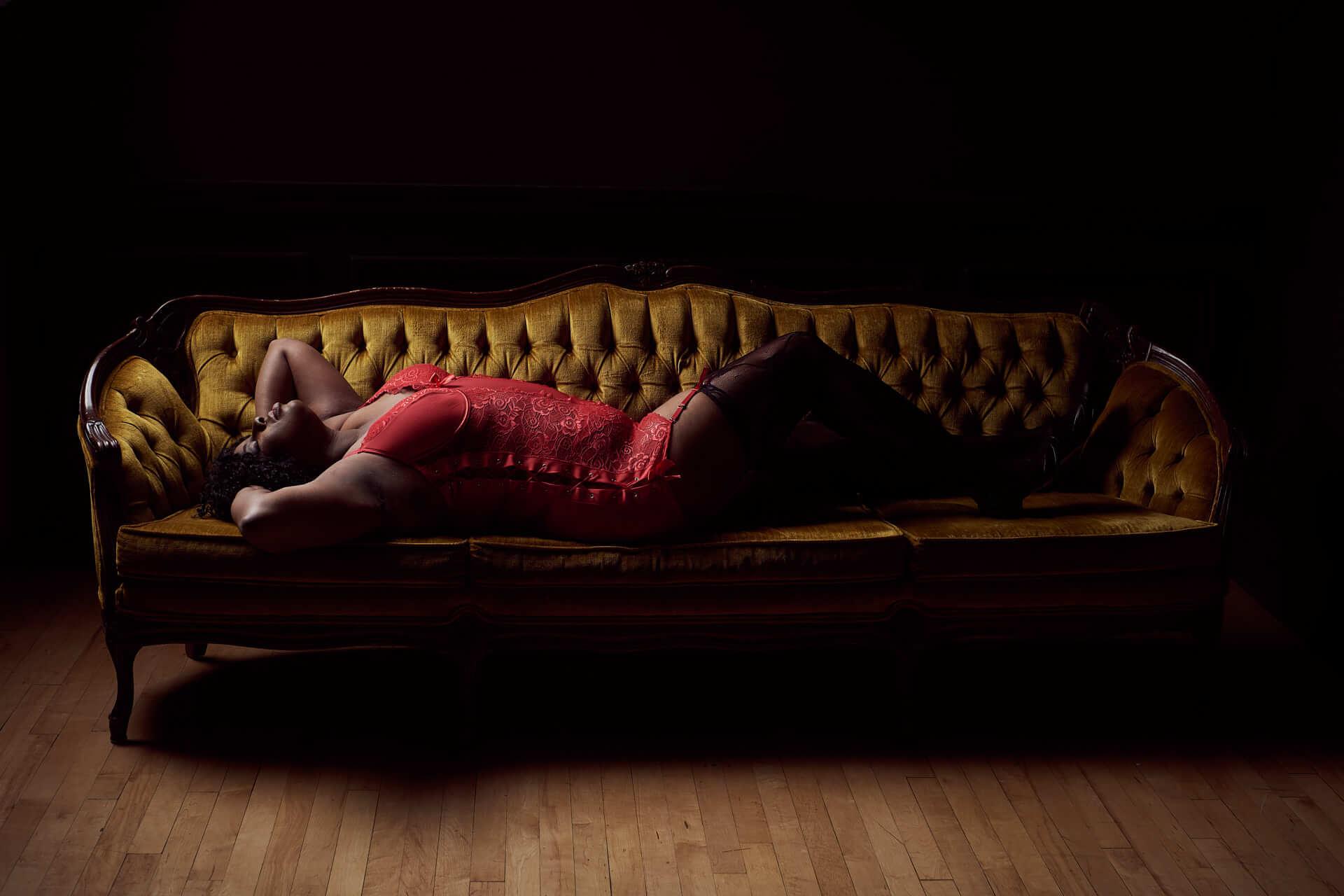 Toronto boudoir photography professional studio kink sex positive body positive LGBTQ boudoir studio women of colour everyday sexy