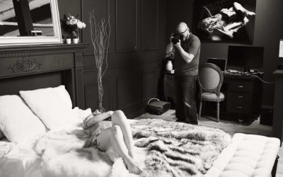 WHY WOULD YOU WANT TO HIRE A BOUDOIR SPECIALIST?